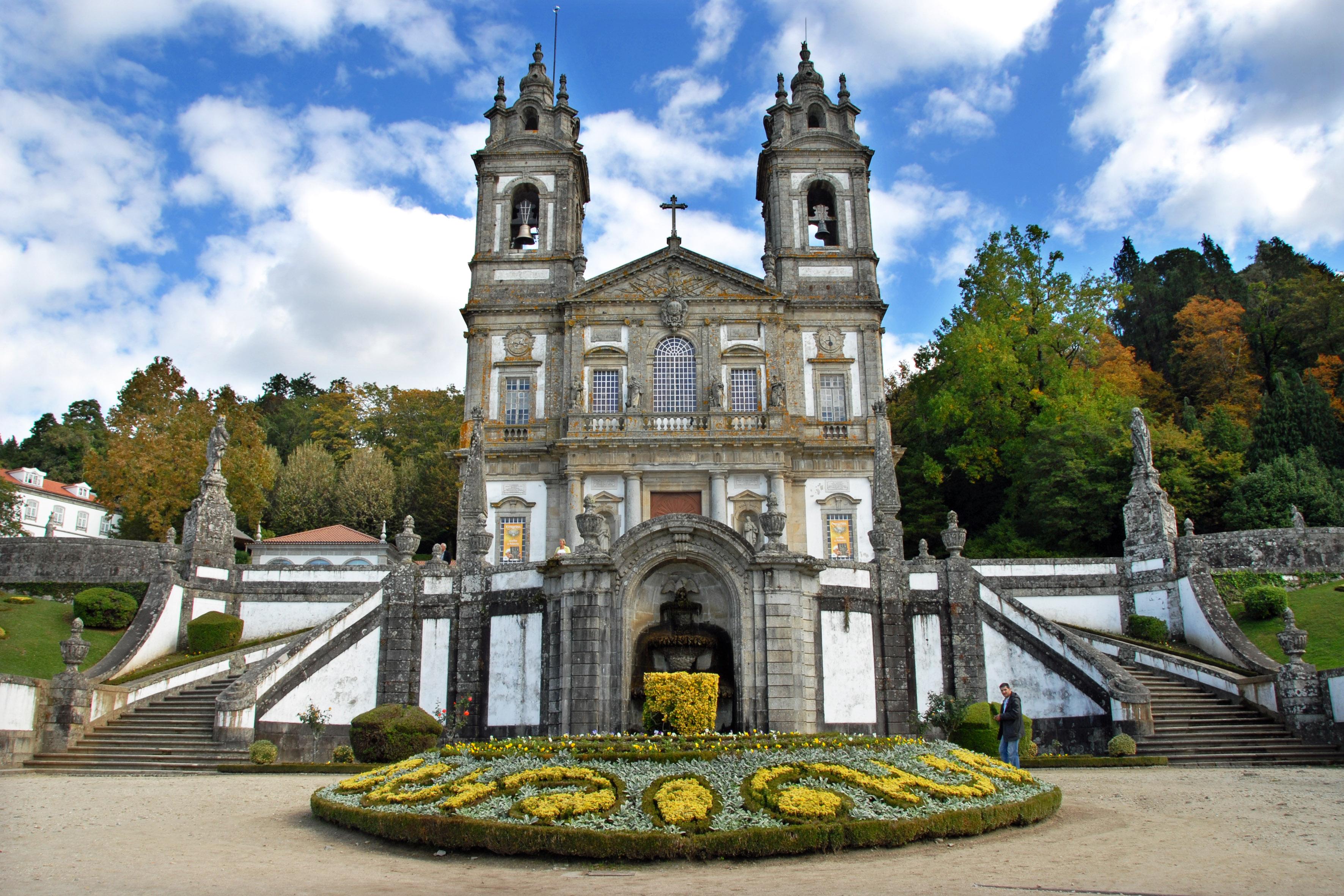 يسوع الصالح - مدينة براغا البرتغالية