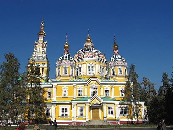Ascension - السياحة في مدينة نوفوسيبيرسك الروسية