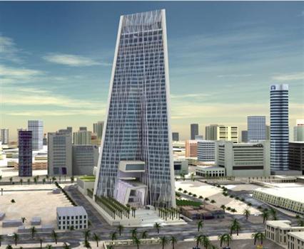الطراز المعماري لبنك الكويت المركزي الجديد مبنى-بنك-الكويت-المر
