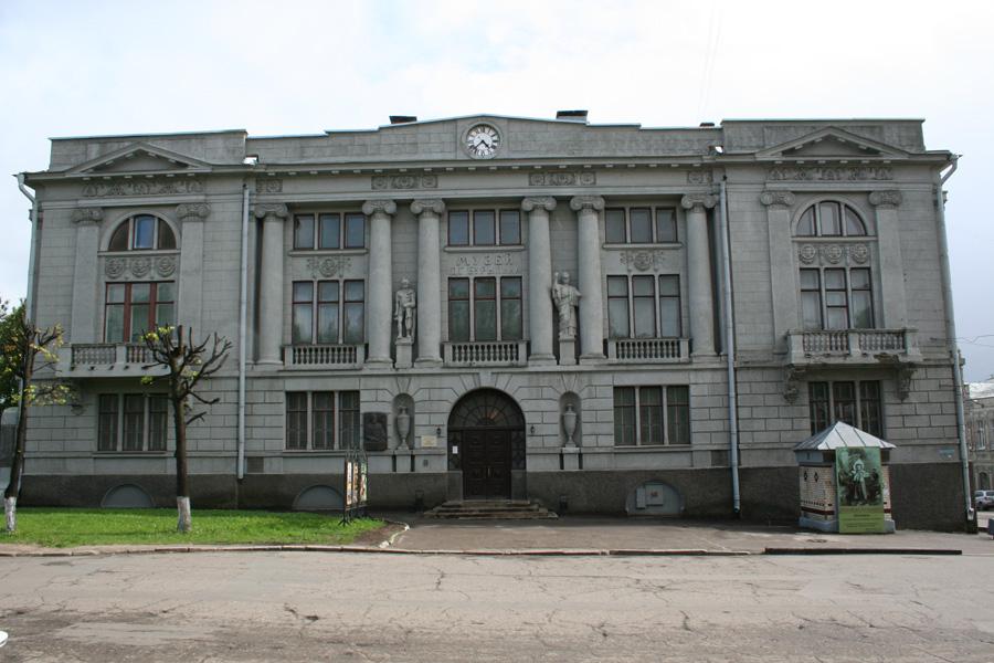 بوريلين إيفانوفو للتاريخ المحلي - مدينة ايفانوفو الروسية