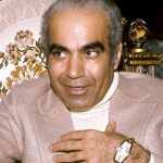 السيرة الذاتية للسياسي محمد مهدي التاجر