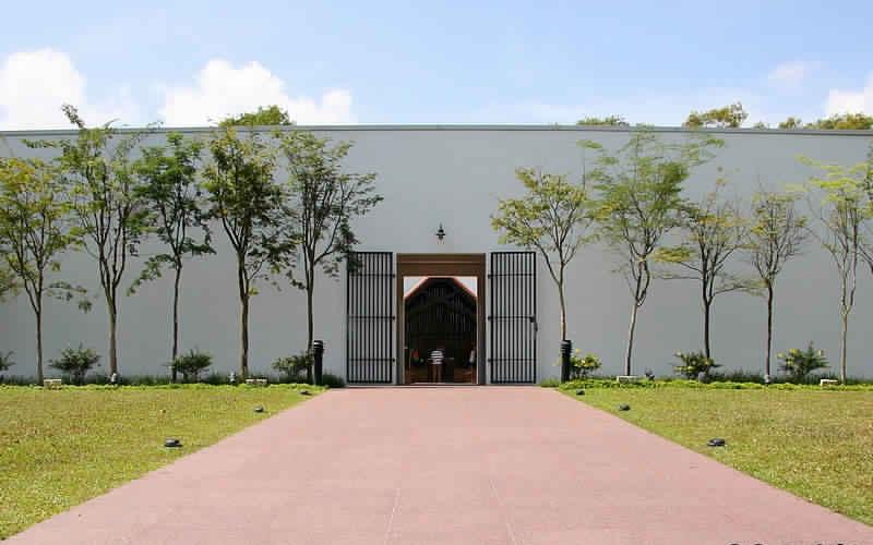 متحف وكنيسة سجن تشانغي - كنيسة ومتحف سجن تشانغي