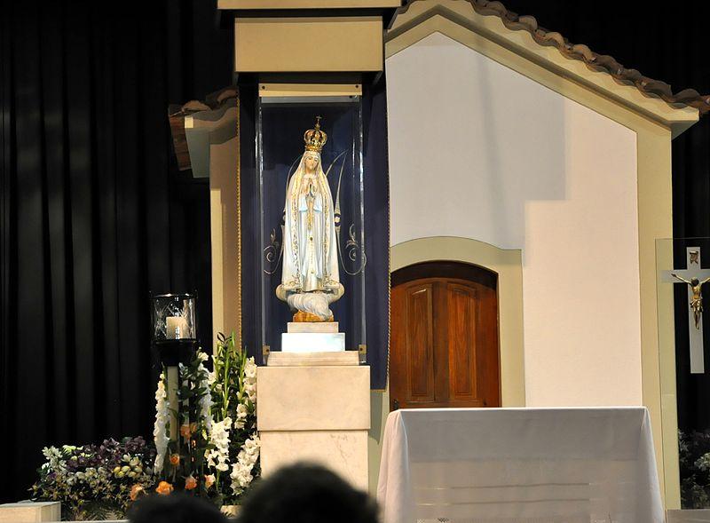 فاطمة المقدس - مدينة فاطمة البرتغالية