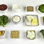 أهم 17 مصدر للحصول على الكالسيوم