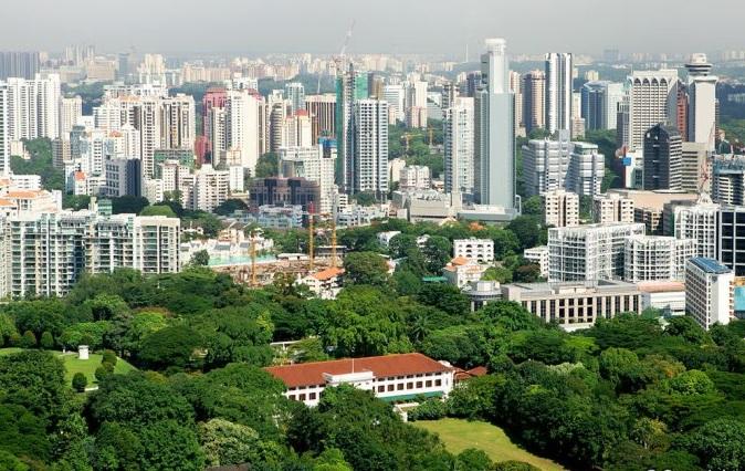 فورت كانيينغ - السياحة في الحي المدني بسنغافورة