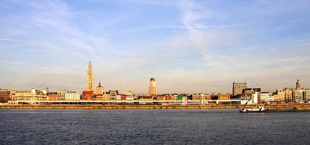 أنتويرب - مدينة انتويرب البلجيكية