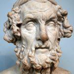 هوميروس أشهر شعراء و أدباء الأغريق