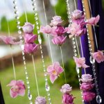 أروع أشكال ستائر الورود