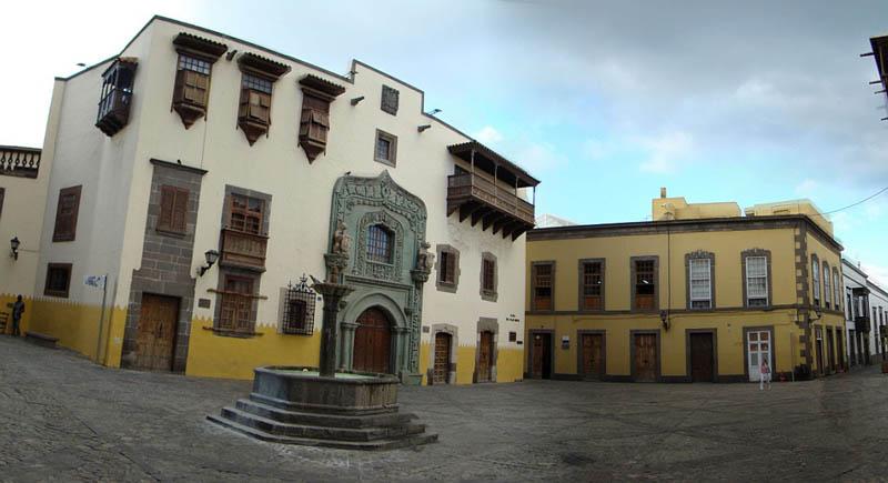 Casa Museo de Colón متحف - السياحة في مدينة لاس بالماس الأسبانية
