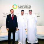 قطاعات و شركات المملكة تشارك في أسبوع أبو ظبي للاستدامة 2018