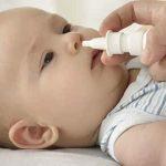 احتقان الانف عند الرضع وكيفية علاجه