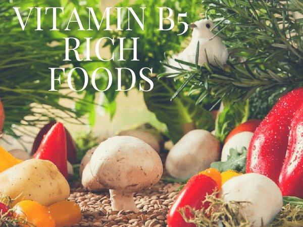 من الفيتامينات الذوابه فيتامين ب5 (B5) أو Pantothenic acid وهو من مجموعة  فيتامين ب المركب vitamin B-complex وهو من الفيتامينات الآمنة حيث أنه ضروري  لتحويل ...
