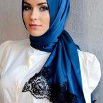 لون الحجاب المناسب للبشرة البيضاء