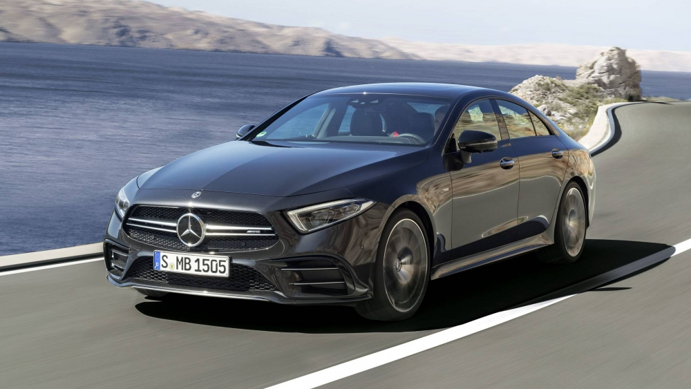 See the Mercedes CLS 53 AMG 2019 with a hybrid engine See the Mercedes CLS 53 AMG 2019 with a hybrid engine  D8 A7 D9 84 D8 AC D9 8A D9 84  D8 A7 D9 84 D8 AC D8 AF D9 8A D8 AF  D9 85 D8 B1 D8 B3 D9 8A D8 AF D8 B3 CLS 53 AMG 2019