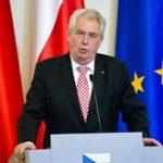 معلومات عن ميلوش زيمان قائد ورئيس جمهورية التشيك