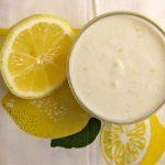فوائد تناول الزبادي والليمون قبل النوم