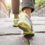 النتائج المتوقعة عند المشي 10 الاف خطوة يوميا