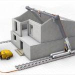 انشاء مساكن بتقنية الطباعة ثلاثية الأبعاد في دبي