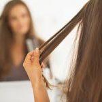أسباب جفاف وتكسر الشعر وعلاجه