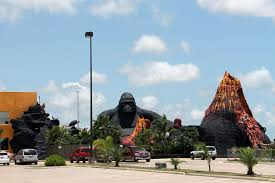المخاطرة 1 - أجمل الأماكن السياحية في جزيرة ساوث بادري