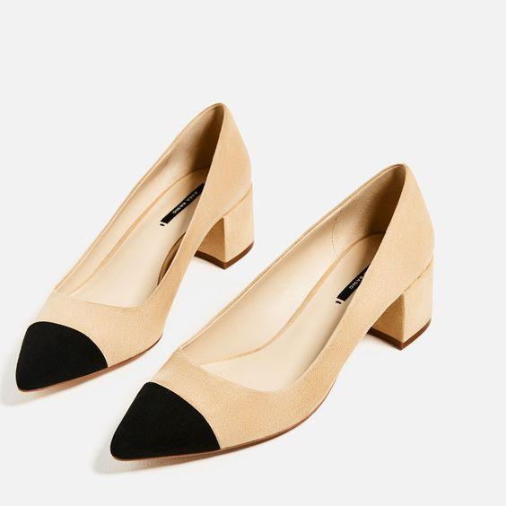 085aef74b92fb أحدث أشكال الأحذية النسائية الرائعة ماركة Zara