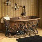 أجمل أشكال أحواض الاستحمام الحديثة