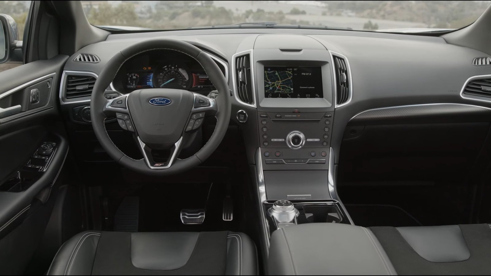 Photos and specifications of Ford Edge ST 2019 Sport Photos and specifications of Ford Edge ST 2019 Sport  D8 AF D8 A7 D8 AE D9 84 D9 8A D8 A9  D9 81 D9 88 D8 B1 D8 AF  D8 A7 D9 8A D8 AF D8 AC ST 2019