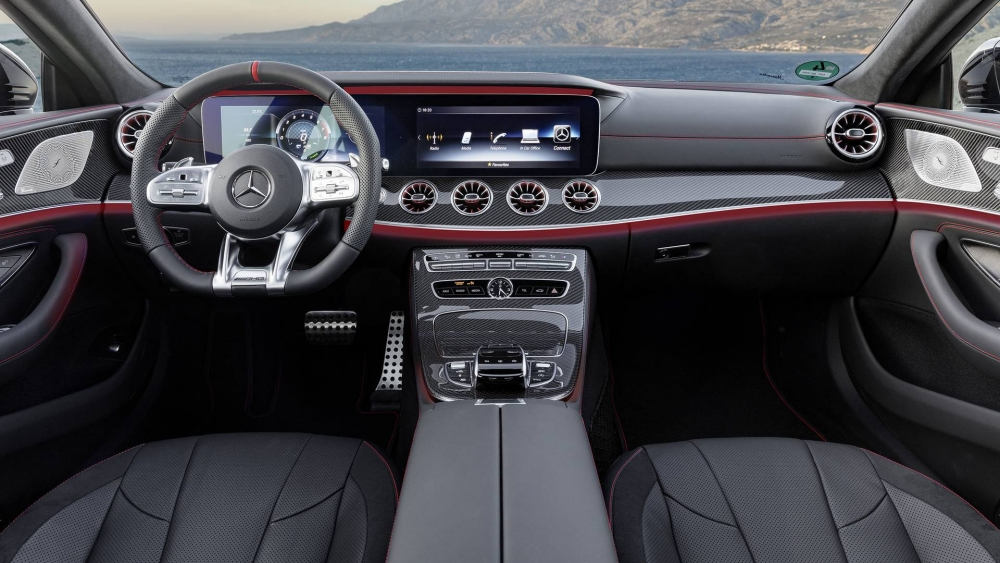 See the Mercedes CLS 53 AMG 2019 with a hybrid engine See the Mercedes CLS 53 AMG 2019 with a hybrid engine  D8 AF D8 A7 D8 AE D9 84 D9 8A D8 A9  D9 85 D8 B1 D8 B3 D9 8A D8 AF D8 B3 CLS 53 AMG 2019