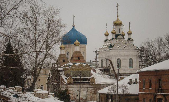 ترويتسكي في بينزا 1 - مدينة بينزا الروسية