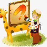 تحديد مستوى ذكاء الأطفال من خلال رسوماتهم