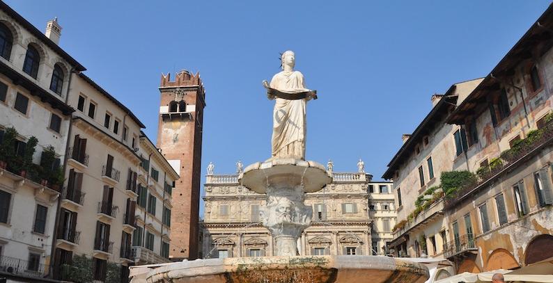 اربي في فيرونا الايطالية - مدينة فيرونا الايطالية