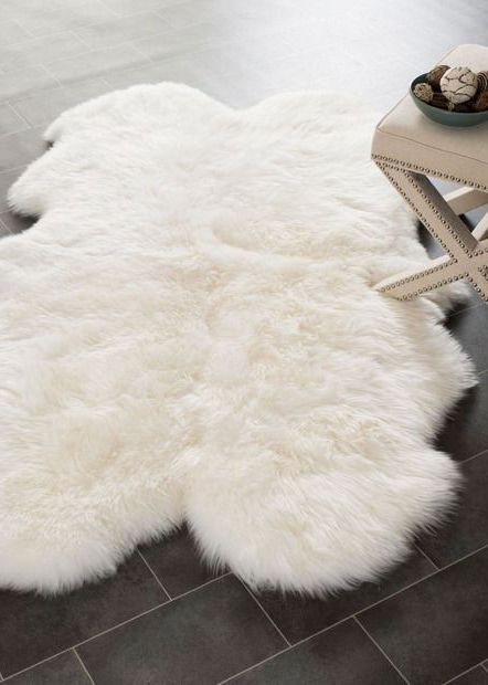 Best 25 Faux Fur Rug Ideas On Pinterest White And Furry