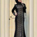 نصائح لاختيار الحجاب المناسب مع فساتين السهرة