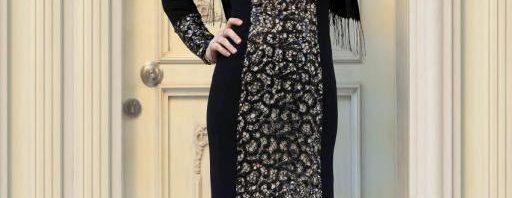 17abf45312f5b نصائح لاختيار الحجاب المناسب مع فساتين السهرة