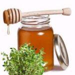 فوائد عسل الزعتر