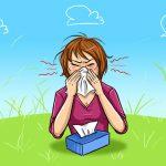 افضل علاج للحساسية الموسمية
