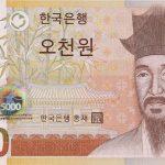 عملة كوريا الجنوبية ومراحل التطور الاقتصادي بالدولة