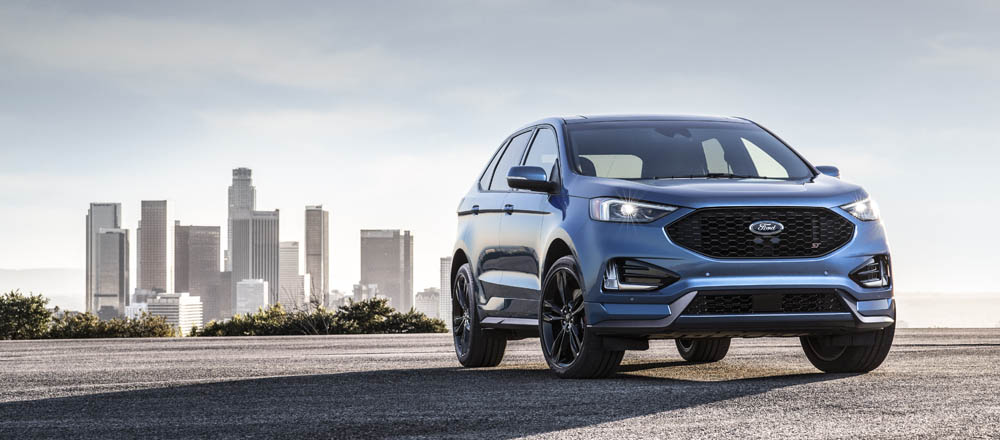 Photos and specifications of Ford Edge ST 2019 Sport Photos and specifications of Ford Edge ST 2019 Sport  D9 81 D9 88 D8 B1 D8 AF  D8 A7 D9 8A D8 AF D8 AC ST 2019