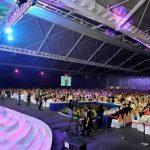 """مجمع ومعرض """" اكسبو """" الشهير بسنغافورة"""