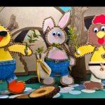قصة الأرنب والأغصان السحرية