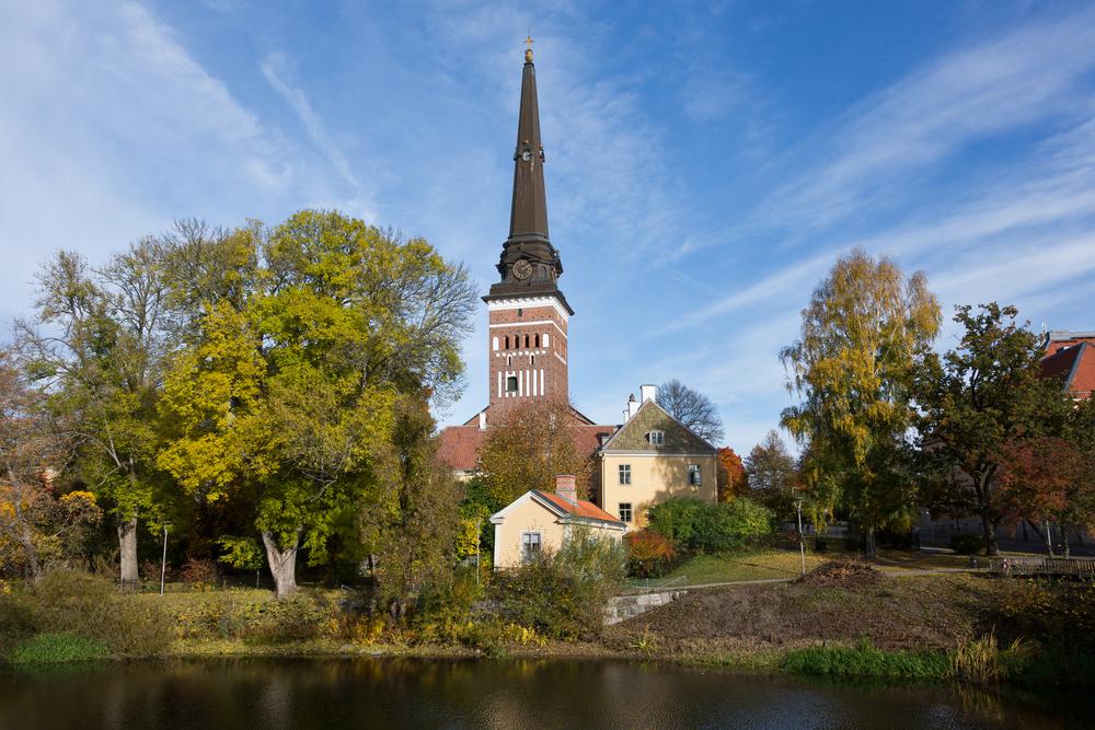 فيستيروس - مدينة فيستيروس  في دولة السويد