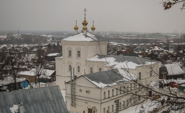 المخلص بينزا الروسية 1 - مدينة بينزا الروسية