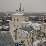 مدينة بينزا الروسية بالصور
