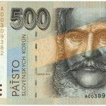 تطورات العملة في سلوفاكيا