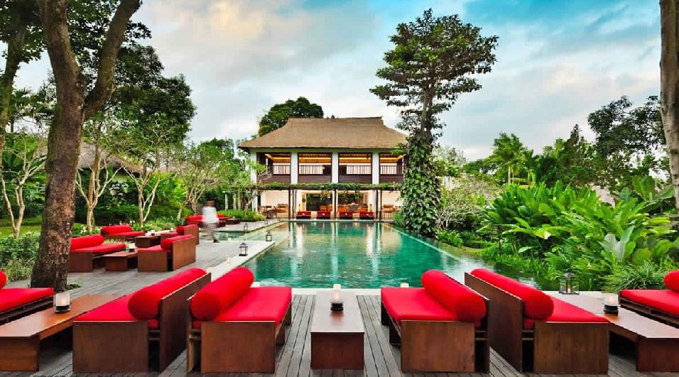 أوما أوبود - السياحة في منتجعات العافية في بالي