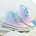 أجمل أشكال الأحذية النسائية ماركة Convese