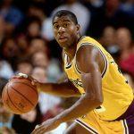 ماجيك جونسون أسطورة كرة السلة العالمية في سطور