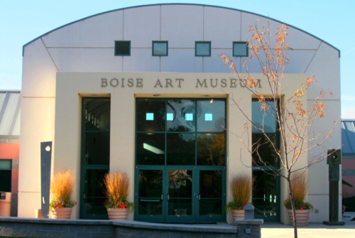 الفن في بويزي - السياحة في مدينة بويزي الأمريكية