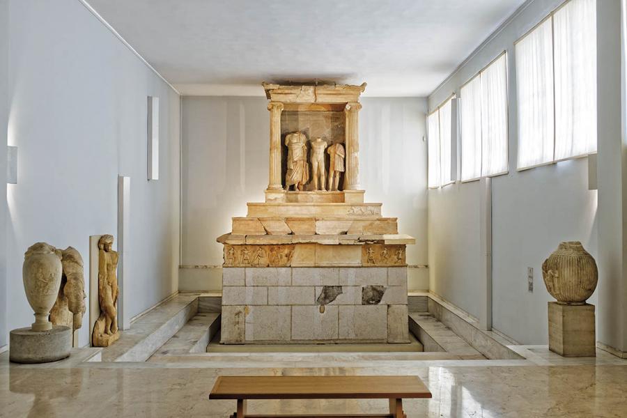 بيرايوس - مدينة بيرايوس اليونانية