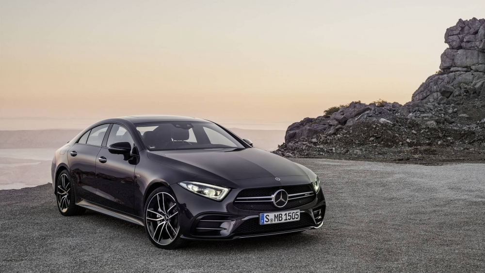 See the Mercedes CLS 53 AMG 2019 with a hybrid engine See the Mercedes CLS 53 AMG 2019 with a hybrid engine  D9 85 D8 B1 D8 B3 D9 8A D8 AF D8 B3 CLS 53 AMG 2019